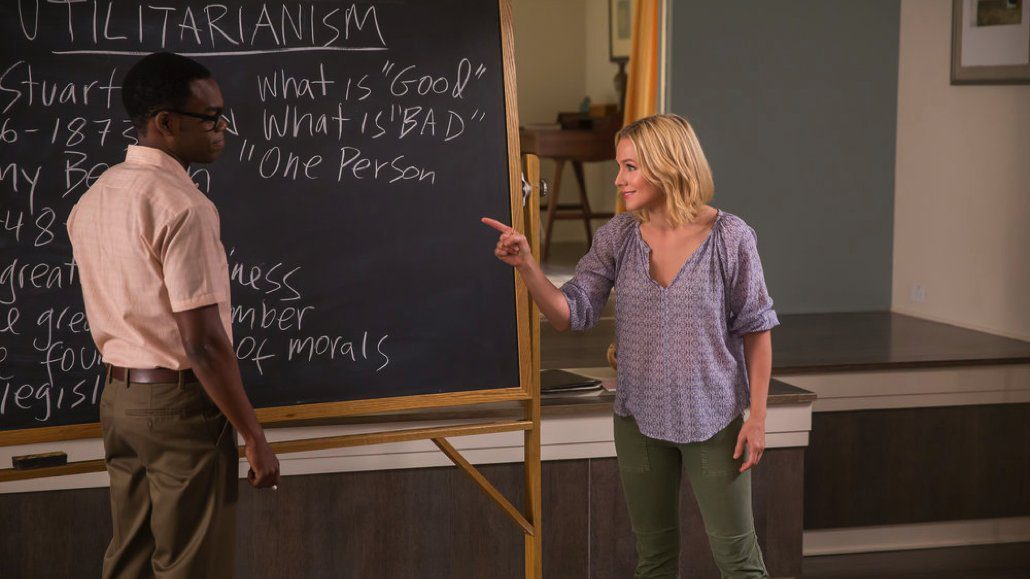 THE GOOD PLACE: What does it mean to be good?