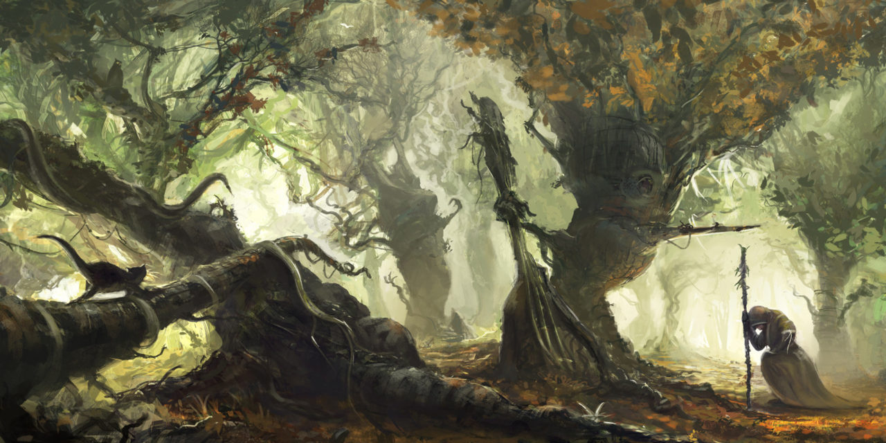 Fantasy is speculative fiction set in a non-naturalistic world
