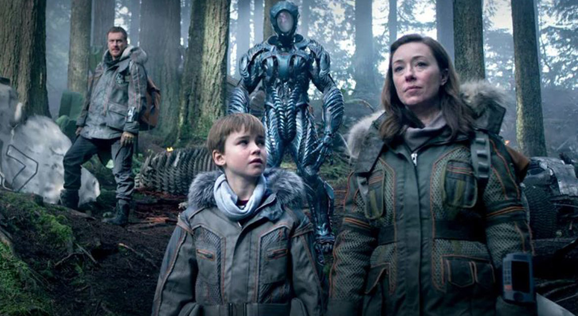 LOST IN SPACE: A family friendly reboot