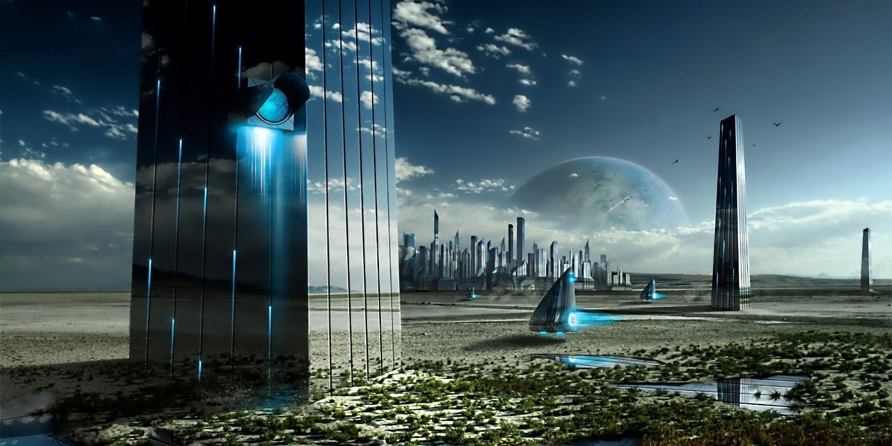 fiction science speculative naturalistic sci fi thesis consists central