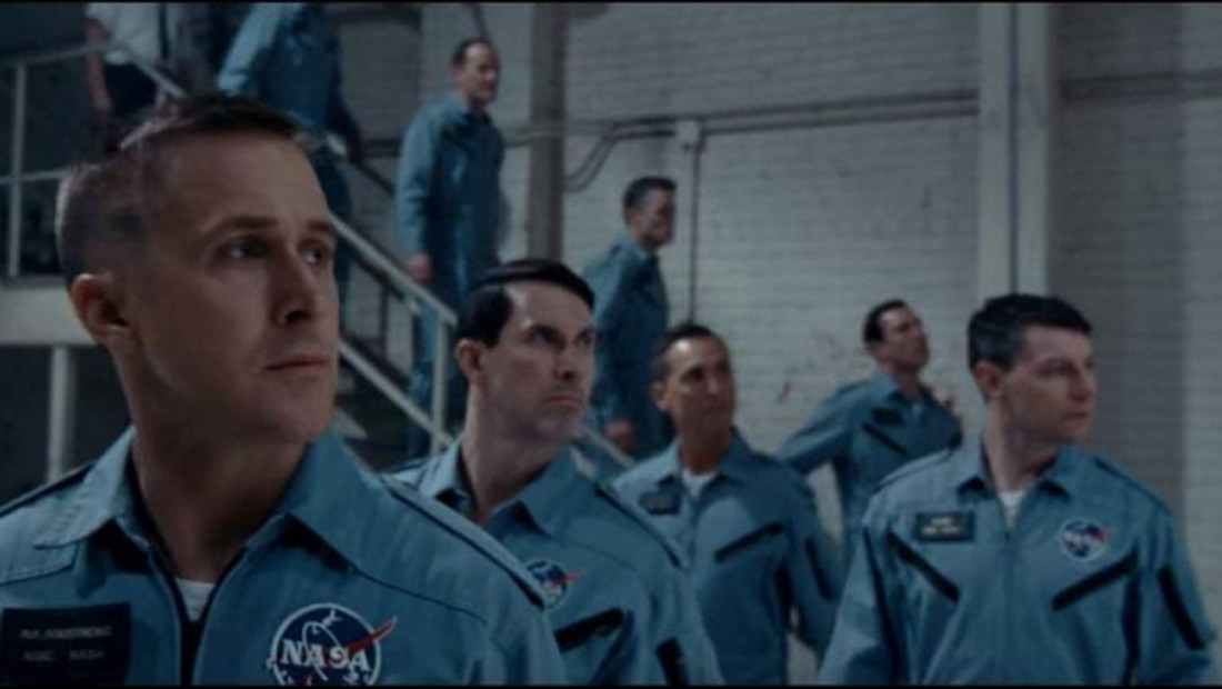 FIRST MAN: An Intimate Portrait of an American Patriot